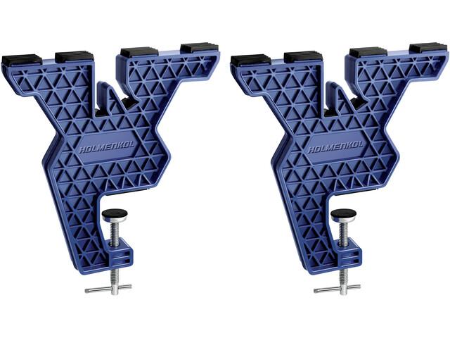 Holmenkol Board/FreerideFix - azul
